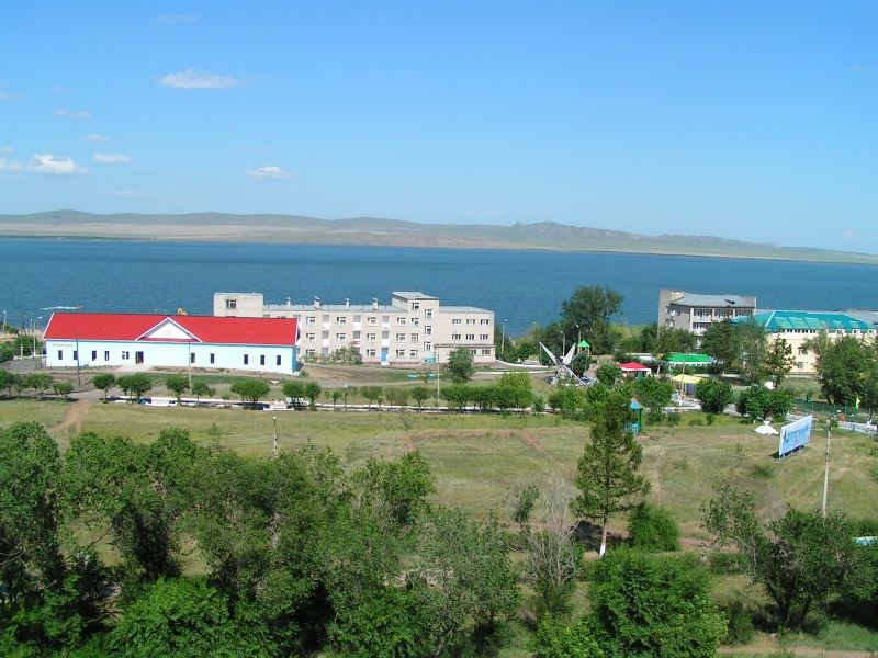 фото курорта озеро шира